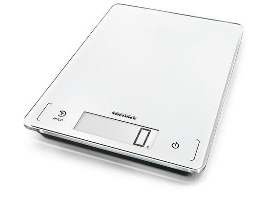 Soehnle 61507 Page Profi 300 Digitális konyhai mérleg 20 kg
