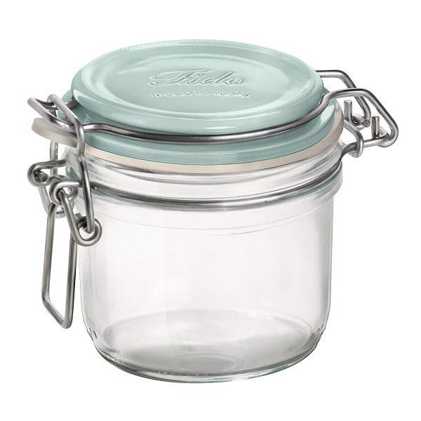 Bormioli Rocco 119934 Fido Pastel Blu csatos üveg 0,2 l
