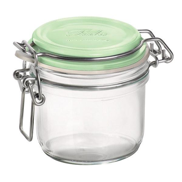 Bormioli Rocco 119932 Fido Pastel Green csatos üveg 0,2 l