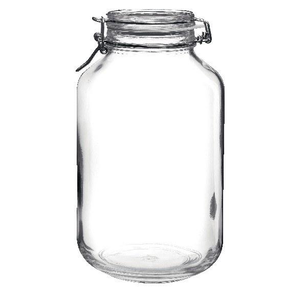 Bormioli Rocco 119891 Fido csatos üveg 4 l