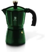 Berlinger Haus BH-6385 Emerald Collection kávéfőző 3 személyes