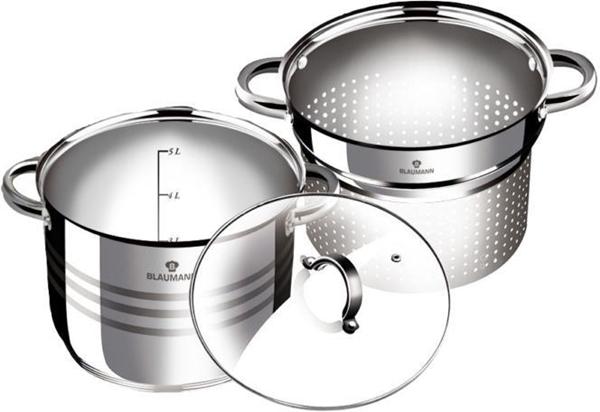 Blaumann BL-3132 Gourmet Line tészta és levesfőző szett